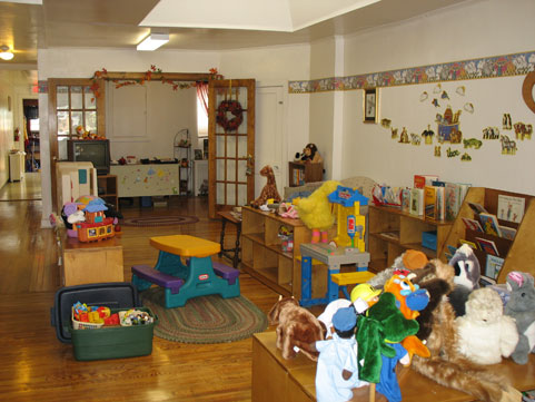 Inside of Day Care 1